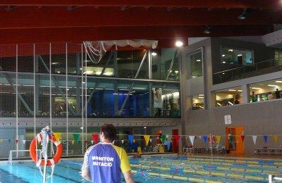 Sistema d'Estalvi Energètic Immediat del Centre Esportiu Municipal de Can Toda