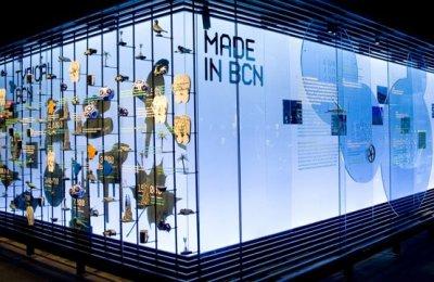 Exposició 'Barcelona Sensacions'