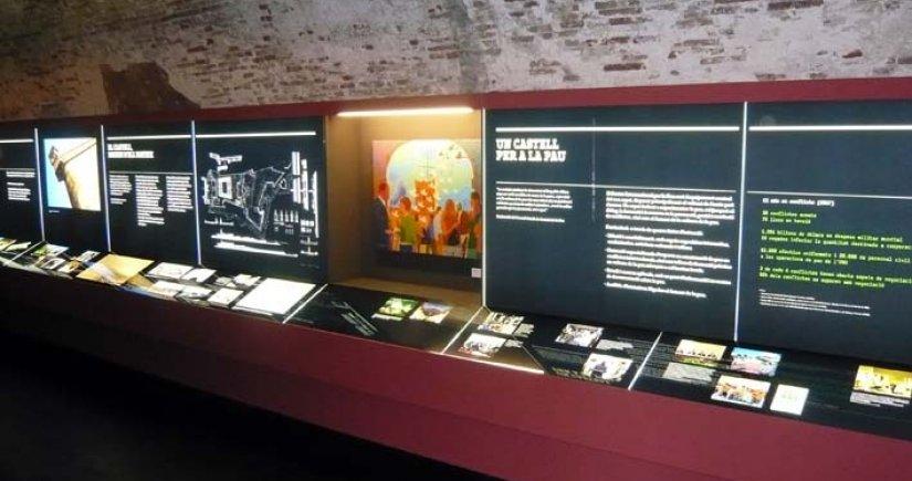 Exposició 'Barcelona té Castell!'
