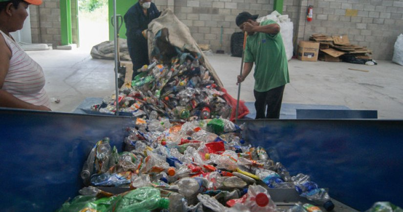 Projecte RESSOC d'ecogestió de residus a El Salvador (AMB)